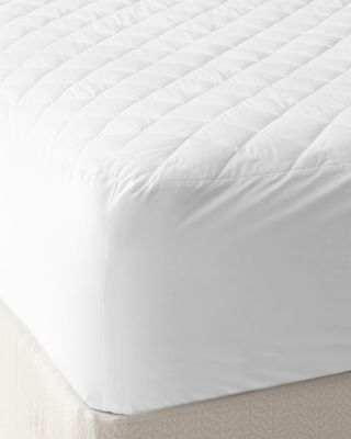 All-Cotton Mattress Pad | Garnet Hill