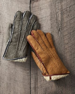 Italian Shearling Gloves