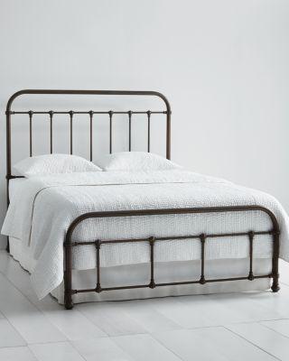 Arlington Iron Bed