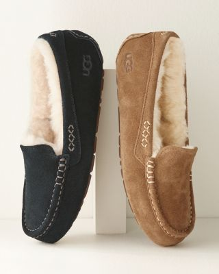 Ugg® Ansley Slippers by Garnet Hill