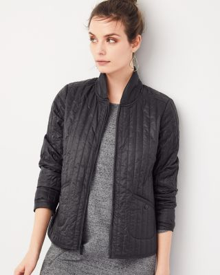 Ilse Jacobsen Short Quilted Jacket by Garnet Hill