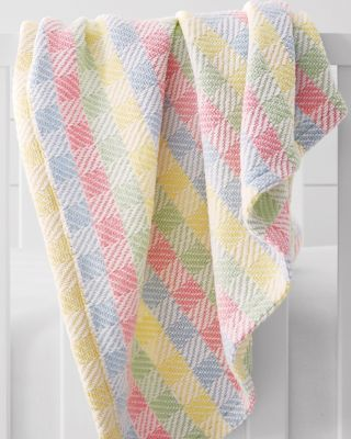 Garnet Hill Legacy Baby Blanket