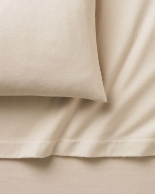 Garnet Hill Signature Flannel Bedding
