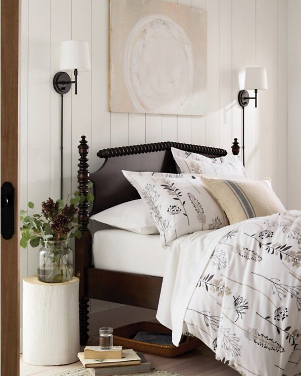 Garnet Hill Signature Flannel Bedding