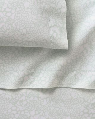 Mums Hemstitched Supima® Percale Bedding