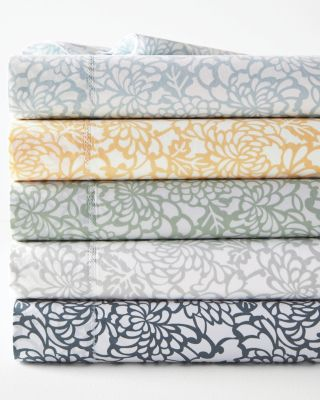 mums hemstitched supima cotton percale sheets