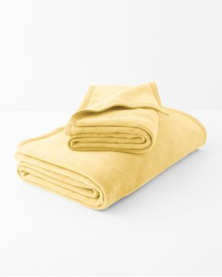 Cotton Fleece Blanket and Throw from Germany