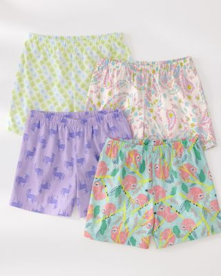 Knit Sleep Shorts - Girls