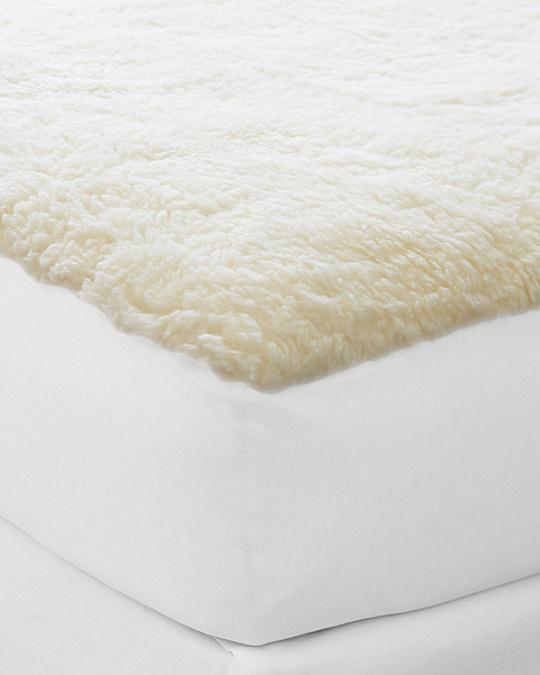 Wool Fleece Mattress Pad