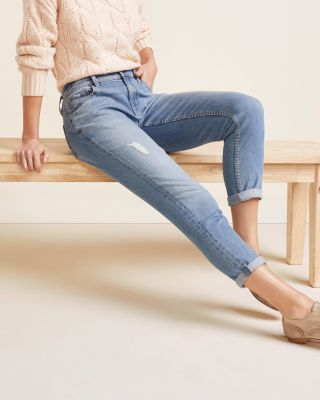 Level 99 Sienna Boyfriend Jeans