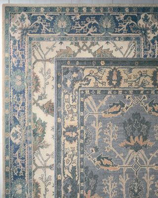 Samarkand Hooked Wool Rug