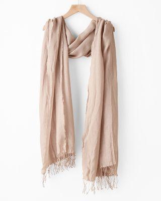 Alpaca & Silk Wrap