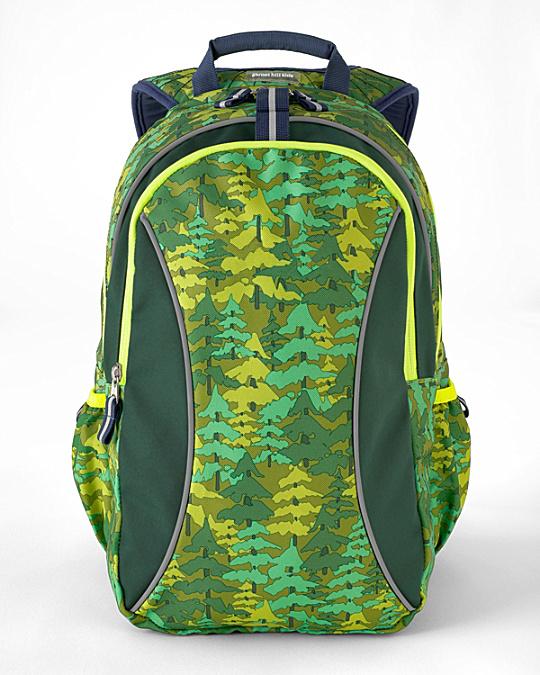Eco Signature Backpack Garnet Hill