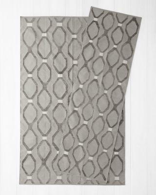Judy Ross Textiles® Chenille Arbor Rug