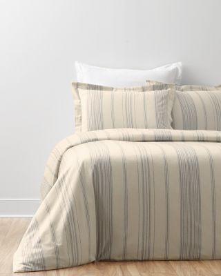 Cotton &amp Linen Flannel Duvet Cover