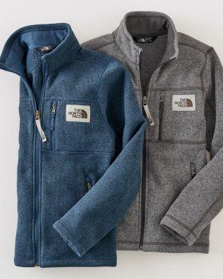 The North Face® Boys' Gordon Lyons Full-Zip Fleece