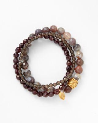 Satya Beaded Stretch Bracelets