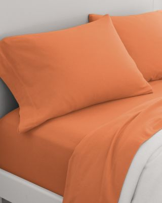 Garnet Hill Paintbrush Cotton Flannel Sheets
