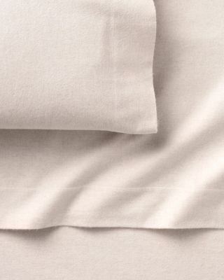 Garnet Hill Paintbrush Cotton Flannel Sheets