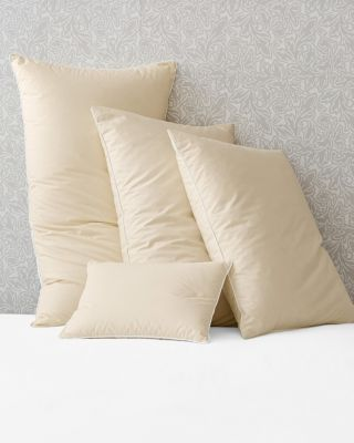 Garnet Hill Monte Carlo Goose Down Pillow