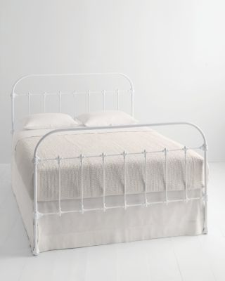 Garnet Hill Kensington Wrought-Iron Bed
