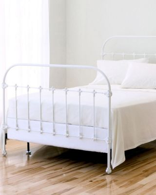 Kensington Iron Headboard