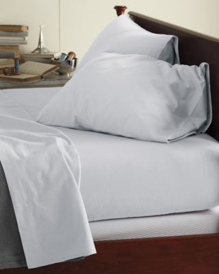 Garnet Hill Signature Cotton Flannel Sham