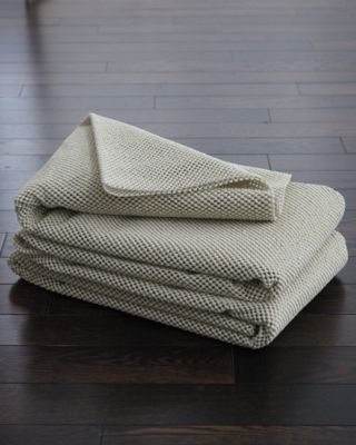 Eileen Fisher Reversible Handwoven Undyed-Wool Rug