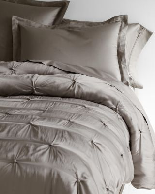 Eileen Fisher Seasonless Silk Comforter, Throw and Sham