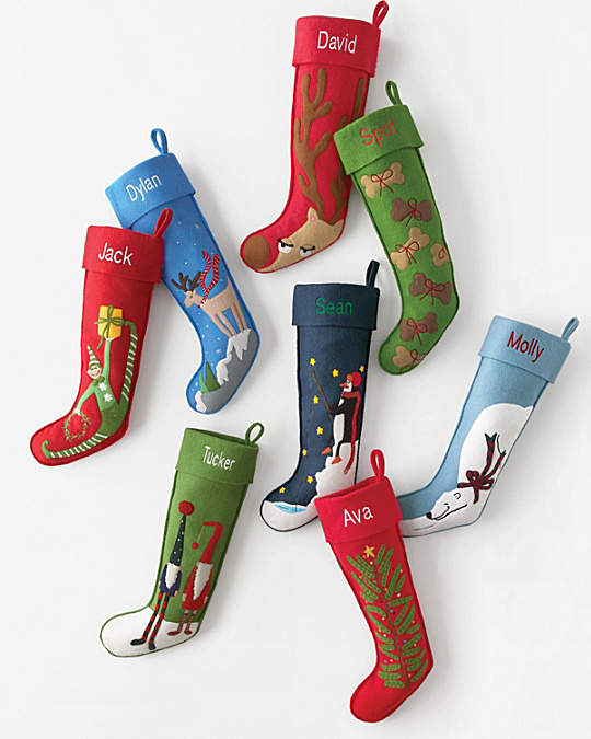 Christmas Stocking Collections