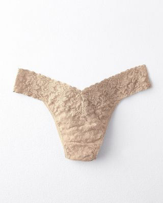 Hanky Panky Lace Thong