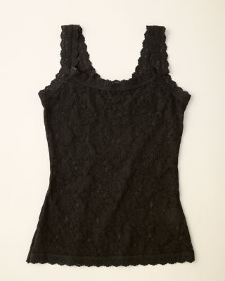 Hanky Panky Lace Camisole Tank Top