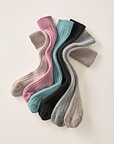 Women's Cashmere Ankle Socks
