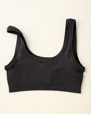 Hanro Touch Feeling Cropped-Top Bra