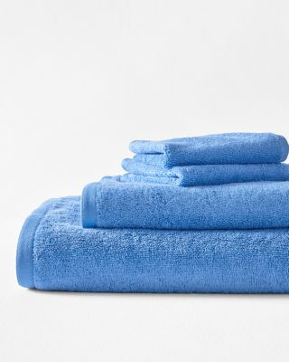 Garnet Hill Bath Towels 600-Gram Egyptian Cotton