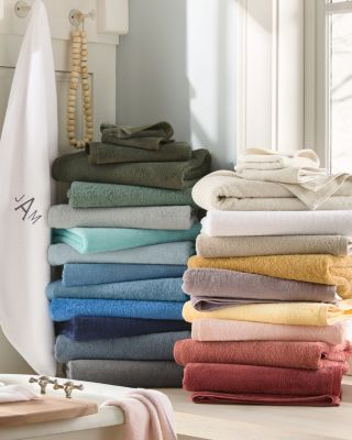 Garnet Hill Bath Towels 600-Gram Egyptian Cotton