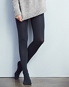 Cotton Microfiber Tights