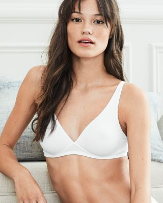 Hanro Cotton Sensation Soft-Cup Bra
