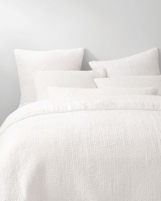 Handstitched Cotton Dream Quilt by Garnet Hill