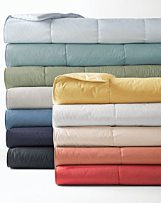 Garnet Hill Essential Down Blanket