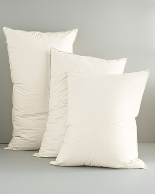 EILEEN FISHER Organic-Cotton & Down Pillow