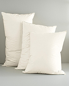 Eileen Fisher Organic Cotton & Down Pillow