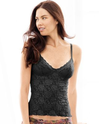 Hanky Panky Signature Lace Glam Bra-Top Camisole