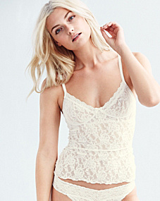 Hanky Panky Structured Soft-Cup Bra-Top Camisole