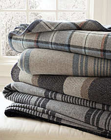 Eco-Wise® Washable Wool Blanket