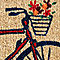 Bicycle with Bouquet