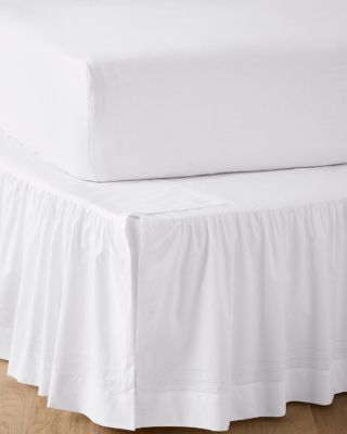 Supima Cotton Hemstitched Bedskirt