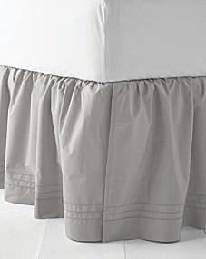 Supima® Cotton Hemstitched Adjustable Bedskirt