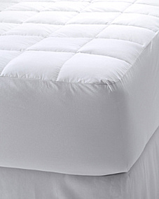 Garnet Hill Signature Primaloft® Mattress Pad