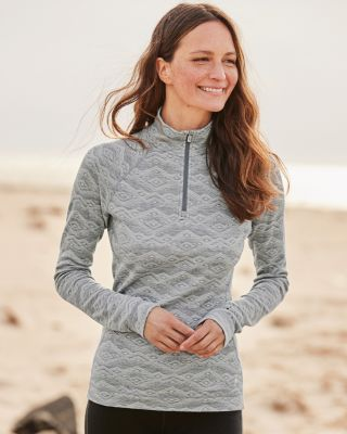SmartWool Merino Quarter-Zip Top